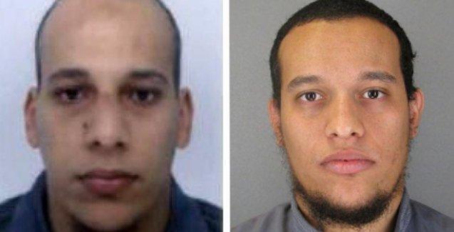 Öldürülen Kuaşi kardeşler operasyondan önce Fransız televizyonuna konuşmuş