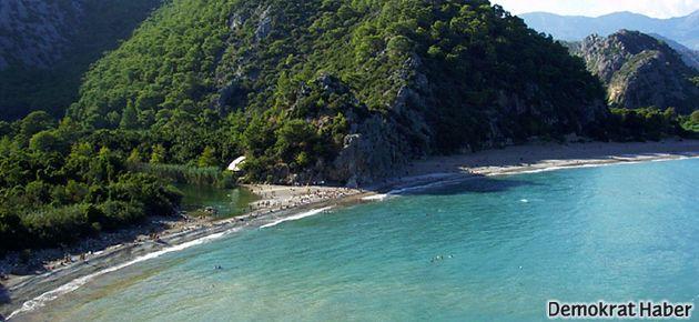 Olimpos'a 5 yıldızlı tatil köyü: #DirenOlimpos