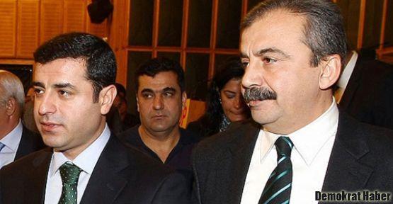 Önder ve Demirtaş Adalet Bakanı'yla görüştü