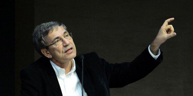 Orhan Pamuk: Büyük hayal kırıklığı yaşıyorum