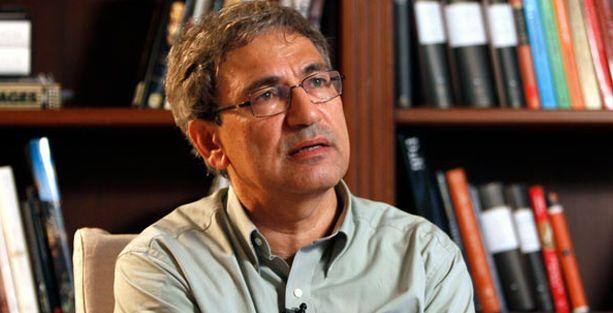 Orhan Pamuk'a Avrupa'dan ödül