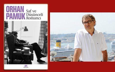 Orhan Pamuk'un yeni kitabı bu hafta çıkıyor