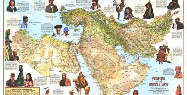 'Ortadoğulular'dan niçin nefret ediyorum?'