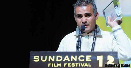 Filistinli yönetmen ABD'ye alınmadı