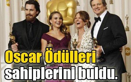 Oscar ödüllerinde sürpriz yoktu