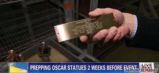 Oscar'ı alan isim yanlışlıkla açıklandı