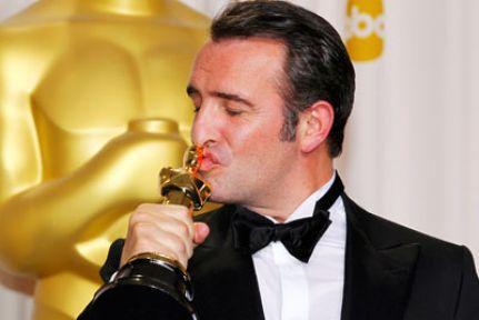 Oscar'ın yıldızı 'Artist' oldu