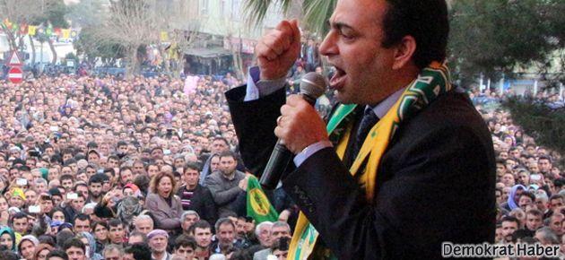 Osman Baydemir Urfa'da iddialı başladı