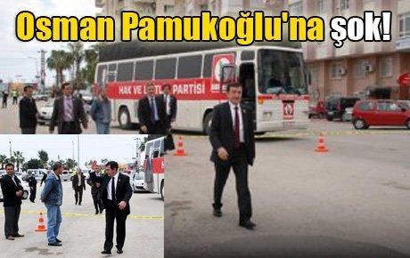 Osman Pamukoğlu'na büyük şok