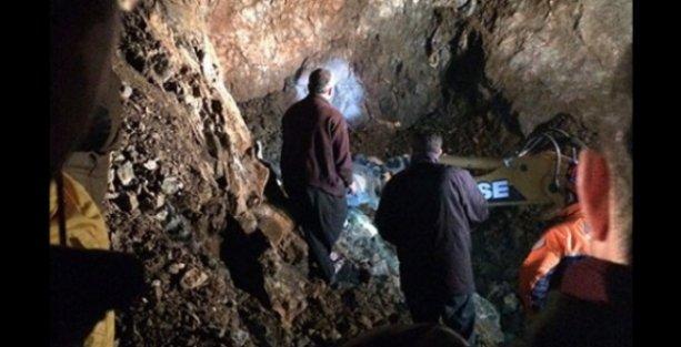 Osmaniye'de maden ocağında göçük: Bir işçi hayatını kaybetti