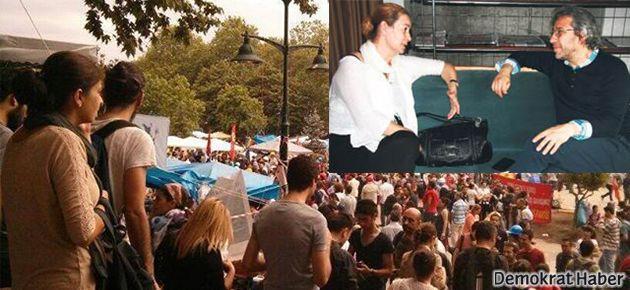 Osmanoğulları soyundan olan 'Çapulcu Prenses' de Gezi'de