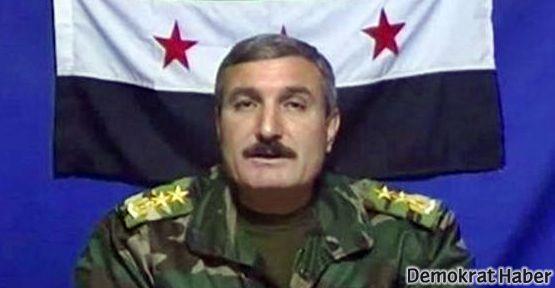 ÖSO komutanı Riyad Esad yaralandı