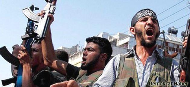 ÖSO ve El Nusra 'şeriat'ta birleşti