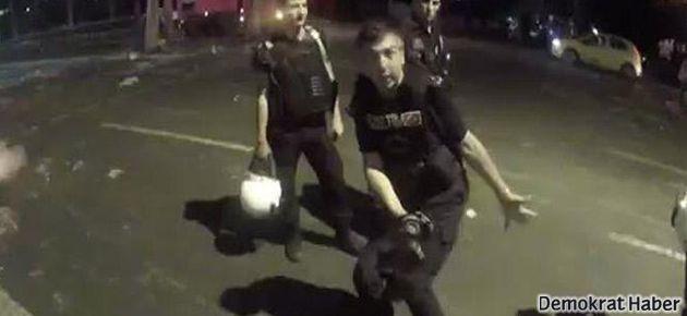 'O' polis: İstemeden oldu!