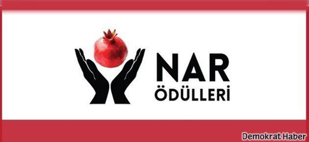 Ötekilerin Postası 'Nar Ödülleri'ni dağıtıyor