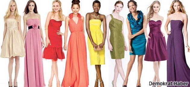 2016 Elbise Modelleri ile Farkınızı Gösterin
