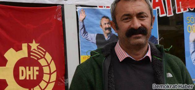 Ovacık'ta TKP-DHF ittifakı kazandı