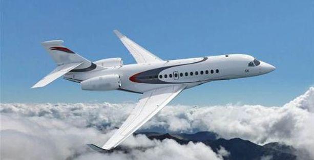 Özel uçak düştü: 7 ölü