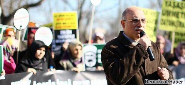 Özgür-Der'den El Nusra'ya destek!