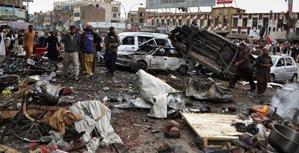 Afganistan'da intihar saldırısı: 6 NATO askeri öldü