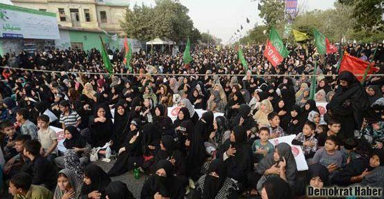 Pakistan'da Şiilerin öfkesini yatıştırma çabası