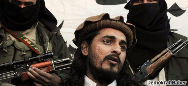 Pakistan Talibanı lideri Mesud öldürüldü