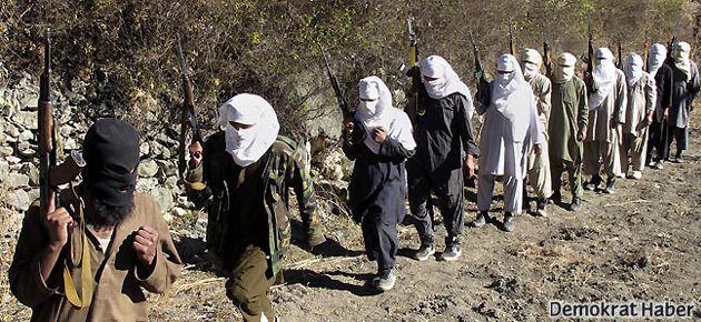 Pakistan Talibanı: Suriye'de savaşıyoruz