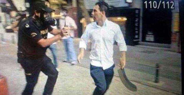 Palalı Sabri'den polise: DHKP-C ile alakan var mı?