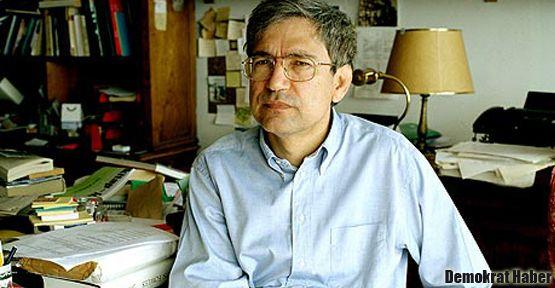 Orhan Pamuk'a Çin'den ödül