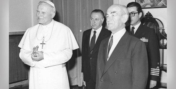Papa'ların 1915 ile imtihanı