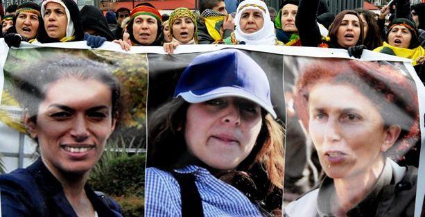 Paris suikastında MİT yetkililerine tutuklama talebi!