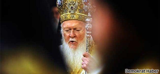 Patrik Bartholomeos'a suç duyurusu yapmış