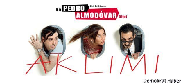 Pedro Almodovar'dan 'Aklımı Oynatacağım' gösterimde
