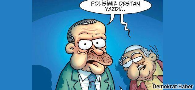 Penguen'de Erdoğan-Gülen kavgası