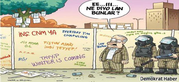 Penguen'in 'Özel Gezi' sayısı bayilerde