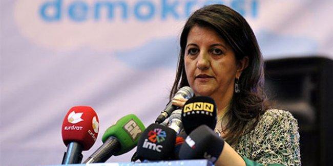 Pervin Buldan: Erdoğan İzleme Kurulu'ndaki isimleri değiştirmek istedi