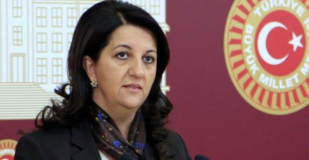 Pervin Buldan: İç Güvenlik Paketi, bu haliyle çıkmayacak