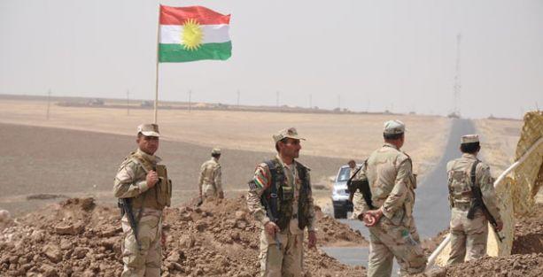 Peşmerge ile IŞİD militanları çatışıyor