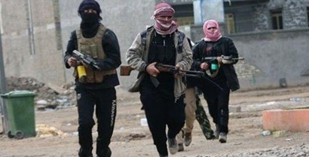 Peşmergeden IŞİD'e darbe: 40 ölü