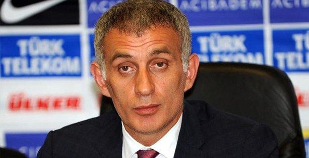 Trabzonspor Başkanı İbrahim Hacıosmanoğlu'na tarihi ceza
