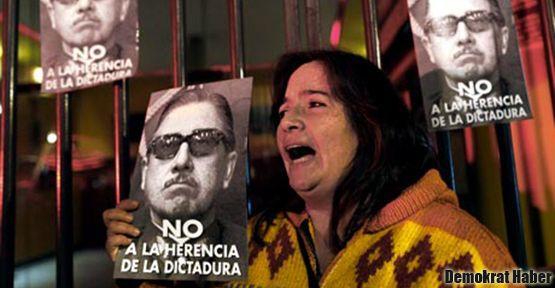Pinochet belgeseli kayıp yakınlarının tepkisini çekti