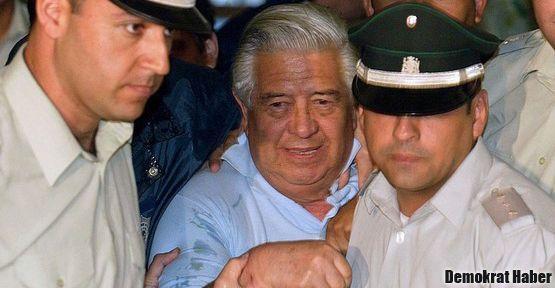 Pinochet döneminden 8 polise hapis
