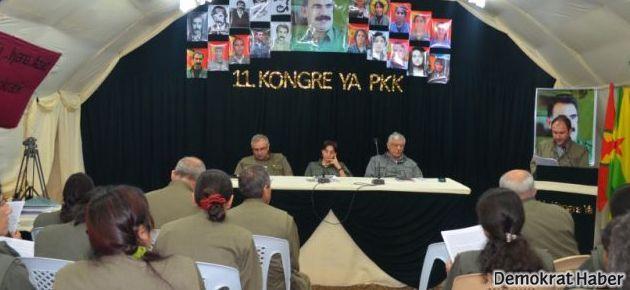 PKK 11. kongresini yaptı: Demokratik Sosyalizm!