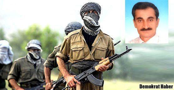 PKK, AK Partili Çelik'i heyete teslim etti