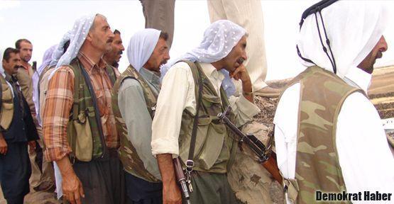 PKK de tutuklamalara başladı, korucular silah bıraktı