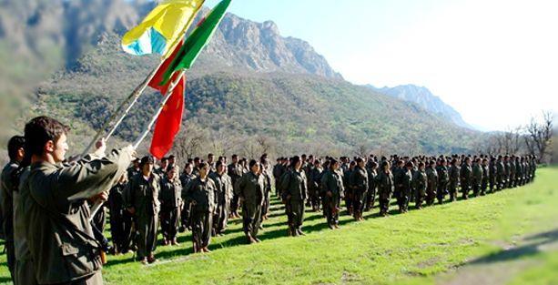 PKK Mahmur'a takviye güç gönderdi