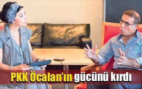 PKK Öcalan'ın gücünü kırdı