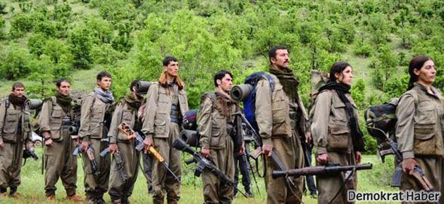 PKK, TSK'nın bombalamalarına karşılık verdi
