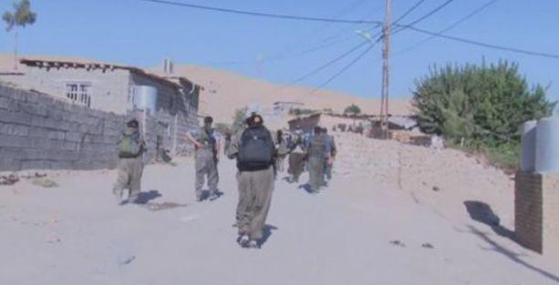 PKK ve Peşmerge Mahmur'u IŞİD'den geri aldı