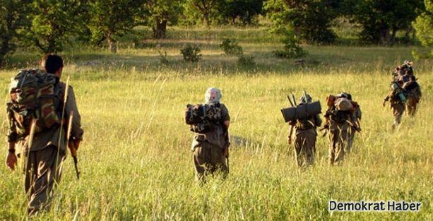 PKK'den orman kesimi yapan koruculara 'uyarı'